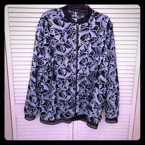 Elie Tahari cutout jacket
